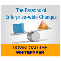 The Paradox of Enterprise-wide Change [Paper]