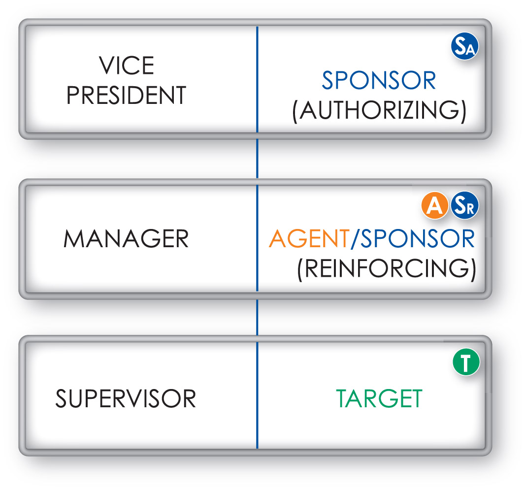 Organizational Matrix Structure