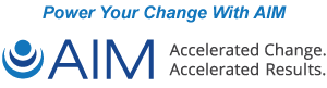 Power Your Change with AIM