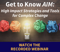 Get to Know AIM Webinar
