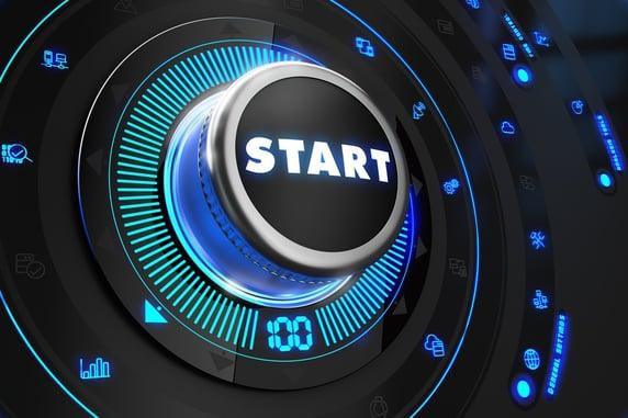 Start of Change Management
