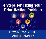 Fixing Your Prioritization Problem [Paper]