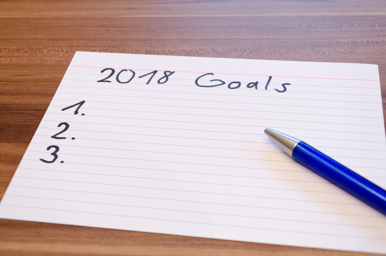 2018 Goals for Change Management
