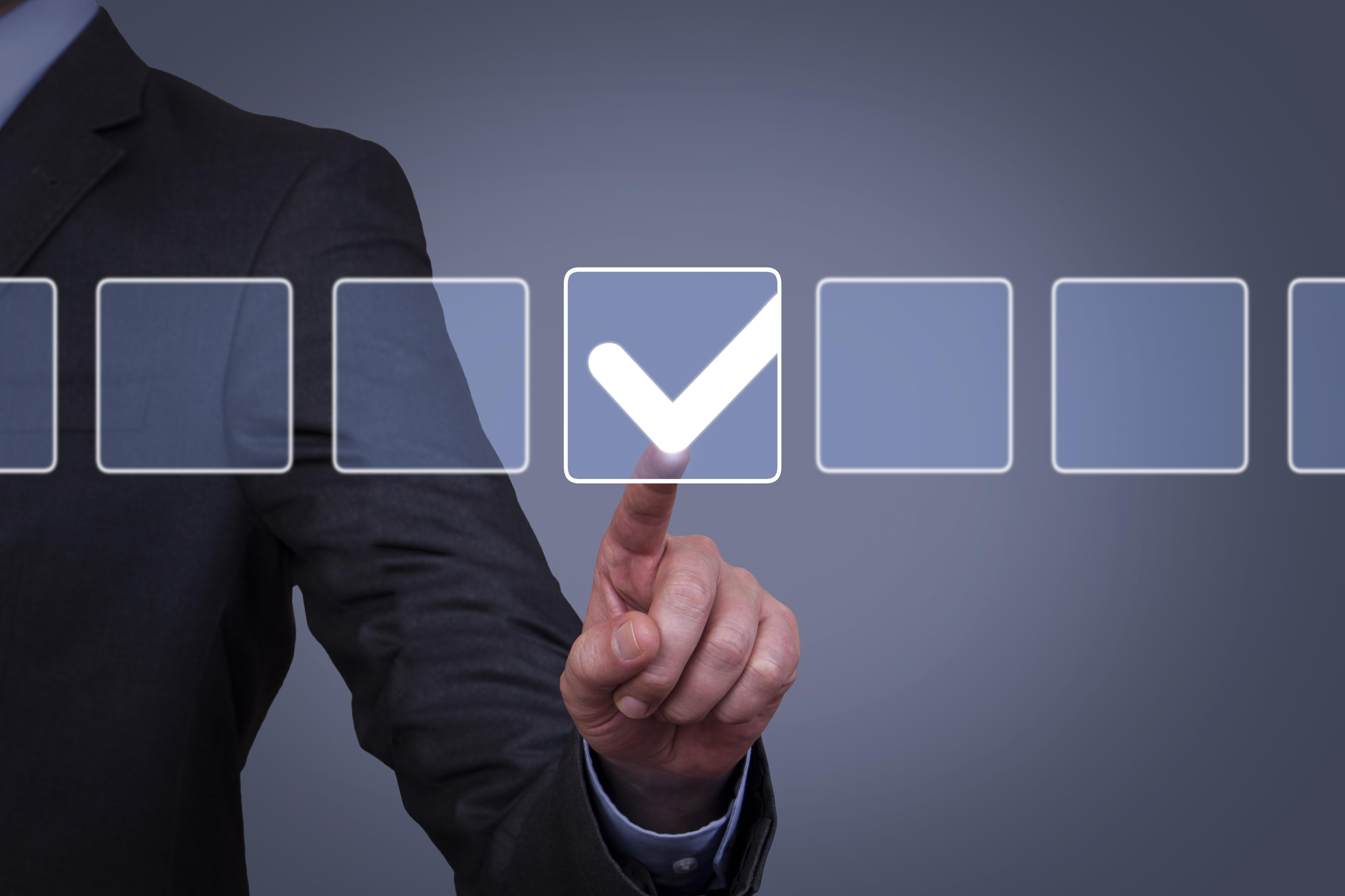 Change Management Checklist