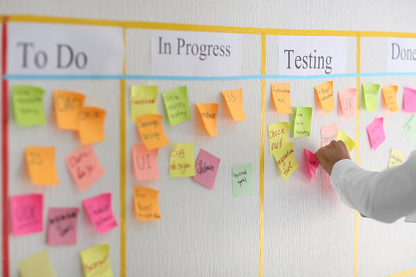 Creating an Agile Organization