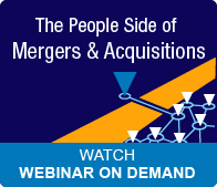 Free Recorded Webinar: The People Side of M&A